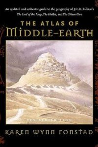 The Atlas of Middle-earth, by Karen Wynn Fonstad