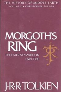 Morgoth's Ring, History of Middle-earth Volume 10