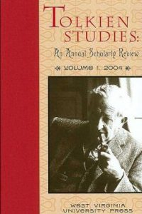 Tolkien Studies, Volume 1