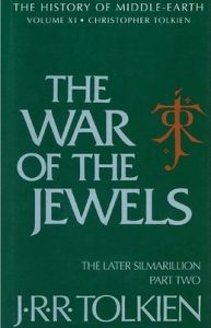 The War of the Jewels, History of Middle-earth Volume 11