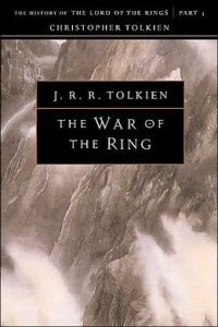The War of the Ring, History of Middle-earth Volume 8